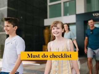 must do checklist image
