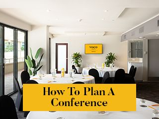 How to plan an amazing conference on the gold coast